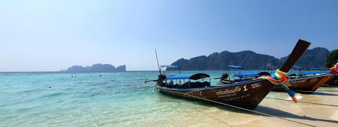 Tiempo en Tailandia
